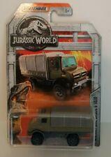 Matchbox Jurassic World Mercedes Benz Unimog U 5020, New
