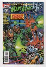 MARS ATTACKS no. 6 Vol 2 (Topps Comics 1995) NM- 9.2