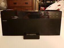 Sony NAS-SV20i HomeShare Network Audio System / Server w iPod / iphone Dock