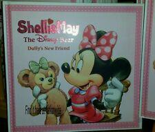 NEW Disney Parks SHELLIE MAY Duffy's New Friend Companion Book ShellieMay Minnie