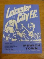 25/03/1972 Leicester City v Ipswich Town  . Thanks for viewing this item availab