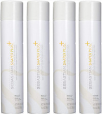 Sebastian Shaper Plus Hairspray 10.6 Oz, Pack Of 4