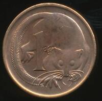 Australia, 1970 One Cent, 1c, Elizabeth II - Uncirculated