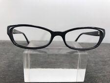 9d0044c2ccced Emporio Armani Óculos cada 9771 Plástico Preto 51-16-140 9199 aro integral