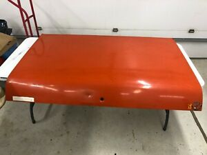 1971 72 Plymouth Road Runner RR Satellite Deck Trunk Lid
