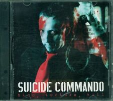 Suicide Commando - Bind, Torture, Kill Cd Sconto € 5 su Spesa € 50