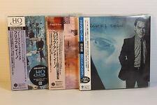 FRIPP & ENO ~ JAPAN MINI LP CD ~ 3 ALBUMS-6 CD's LOT ~AUTHENTIC JAPANESE