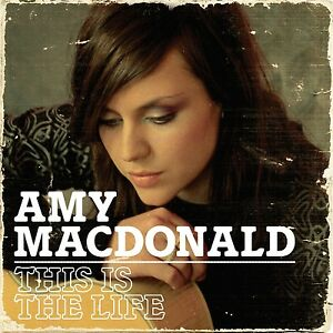 AMY MACDONALD ( NEW SEALED CD ) THIS IS THE LIFE  ( AMY MCDONALD )