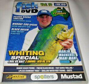 Sport Fish Vol 10 DVD