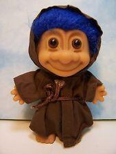"MONK / FRIAR - 5"" Russ Troll Doll - NEW IN ORIGINAL WRAPPER"