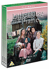 Little House On The Prairie - Series 3 - Complete (DVD, 2008, 6-Disc Set)