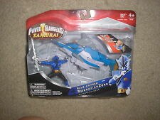 New Power Rangers Samurai Blue Ranger SwordfishZord