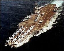 USN Aircraft Carrier USS John F Kennedy CVA-67 1970's 8x10 Aircraft Photos