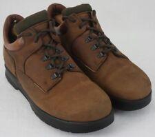 Dexter Men's Brown Suede Lace Up Oxfords Shoes Size 13M