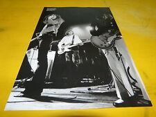 ROBERT PLANT - Mini poster Noir & blanc !!!!!!!!!!!!!!!