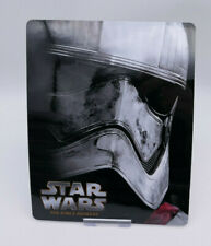 STAR WARS The Force Awakens - Glossy Bluray Steelbook Magnet Cover (NOT LENTI)