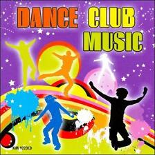 FREE US SHIP. on ANY 3+ CDs! NEW CD Various: Dance Club Music Single
