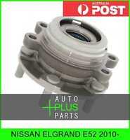 Fits NISSAN ELGRAND E52 2010- - Front Wheel Hub Bearing Right Hand RH