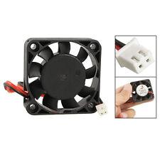 12V Mini Cooling Cooler Ventilator / Fan 40x40x10mm PC CPU New UK (b40)
