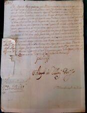 FIRMA REAL, CARLOS II. Recepta de Valencia, pagos,1698