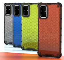 Shockproof Armor Honeycomb Cover Case For Samsung Galaxy S20 S10 All Series A