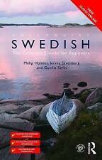 Colloquial Swedish: The Complete Course for Beginners by Jennie Savenberg, Philip Holmes, Gunilla Serin (Paperback, 2016)