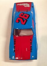 "1/24 Retro Dodge Charger 4.5"" WB Slot Car Body"