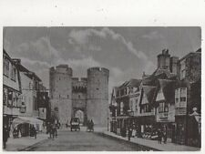 Westgate Canterbury Vintage Postcard 668a