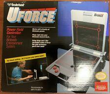 NEW IN BOX - Nintendo NES UFORCE Power Field Motion Controller 91141 U-Force