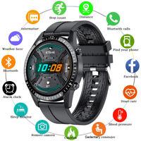 Sports Smart Watch Blood Oxygen Pressure Heart Rate Monitor Waterproof Wristband