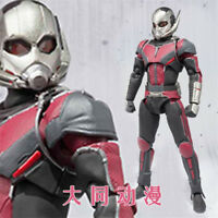 Marvel Ant-Man 2 Figma Ant-Man and the Wasp Action Figure Toys Doll Models 16cm