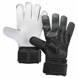 PUMA ONE Grip 4 RC Mens Black Grey Football Goalkeeper Gloves 041655 03