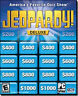 JEOPARDY DELUXE  Play alone or challenge computerized contestants  PC Game  NEW