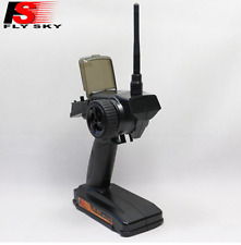 FS-GT2 2CH Remote Control 2.4GHz Transmitter GR3E Receiver RC Cars & Boat Model