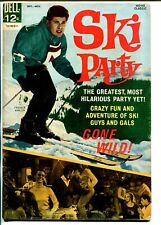 Ski Party #12-743-511 1965-Dell-Frankie Avalon-Movie Classic edition-VG