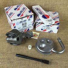 Melling Sbc Oil Pump Kit M55 Small Block Chevy 350 383 Screen & Drive Rod NEW