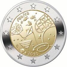 2 Euro Gedenkmünze Malta 2020 - Spiele ( Serie: von Kindern mit Solidarität)