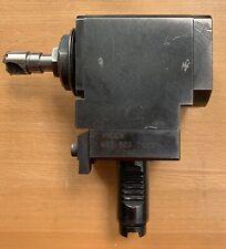 Angetriebenes Werkzeug VDI 25 Aufnahme ER 20 Index G200 Driven Tool