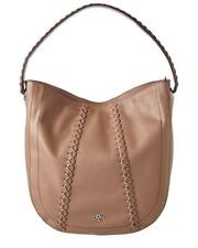 NWT orYANY Chelsea Leather Hobo Bag, Mocha Color