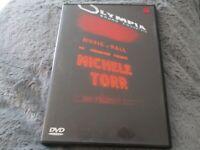 "RARE! DVD ""MICHELE TORR A L'OLYMPIA"" concert 2002"