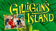 Gilligan's Island '60's TV Series Ginger, Mary Ann Sticker or Magnet