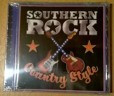 V/A Southern Rock Country Style (CD sealed) CHARLIE DANIELS HANK WILLIAMS JR