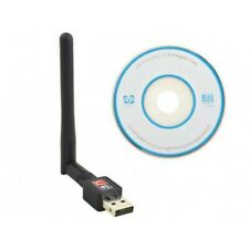 Clé USB Antenne Wifi Haute Performance 300Mbps sans Fil Windows Linux Mac