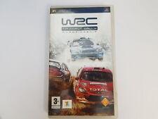 PSP WRC Fia World Rally Championship - PSP