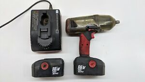 Cordless impact wrench 1/2