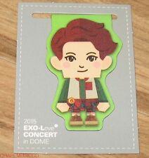EXO SMTOWN COEX Artium SUM GOODS 2015 EXO-Love CONCERT IN DOME CHANYEOL BOOKMARK