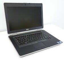 NOTEBOOK PC DELL LATITUDE E6420 I5 2520M 2.5GHZ HDD 320GB RAM 4GB WIN 7 PROF.