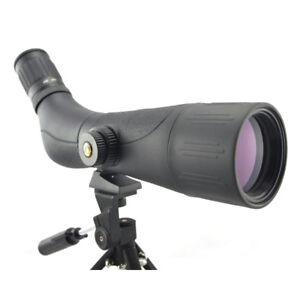 Visionking 15-45x60SS  Glass Straight Waterproof Spotting Scope bird