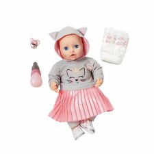 Zapf Creation 700617 Baby Annabell KATZENBERGER Edition bunt