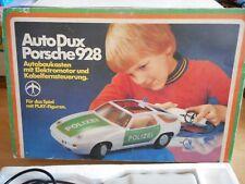 Modelkit Auto Dux Porsche 928 Polizei in Box